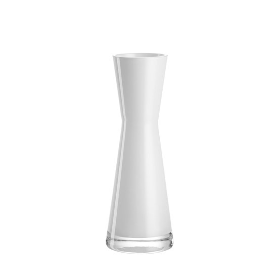 Váza Puccini 18 cm bílá_4
