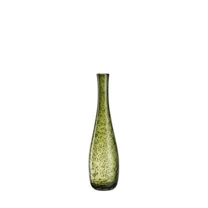 Váza BASALTO 40 cm zelená_2