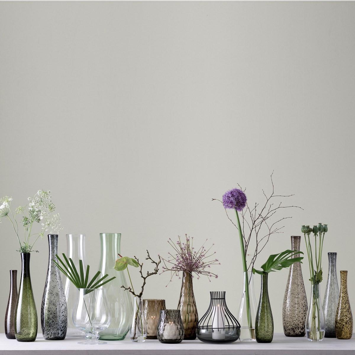 Váza BASALTO 50 cm šedá_1