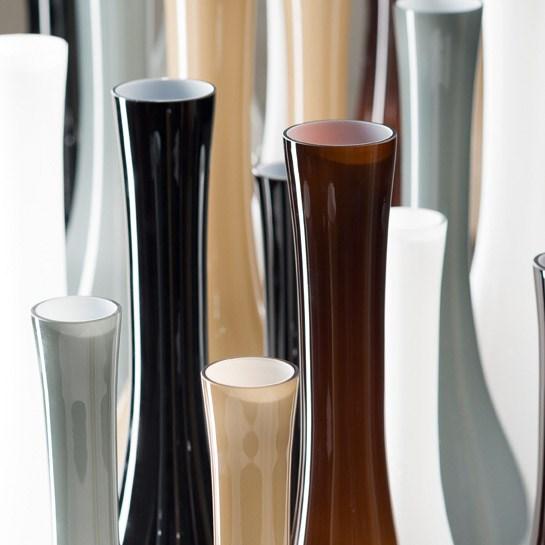 Váza SACCHETTA 40 cm bílá_1