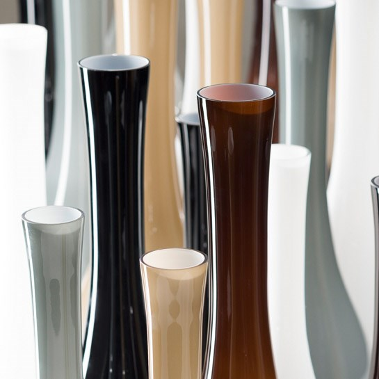 Váza SACCHETTA 50 cm bílá_1