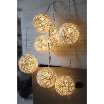 Světelný řetěz JOLLY 10x LED osvět._0