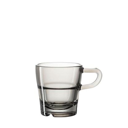 Sklenička na espresso SENSO šedá_1