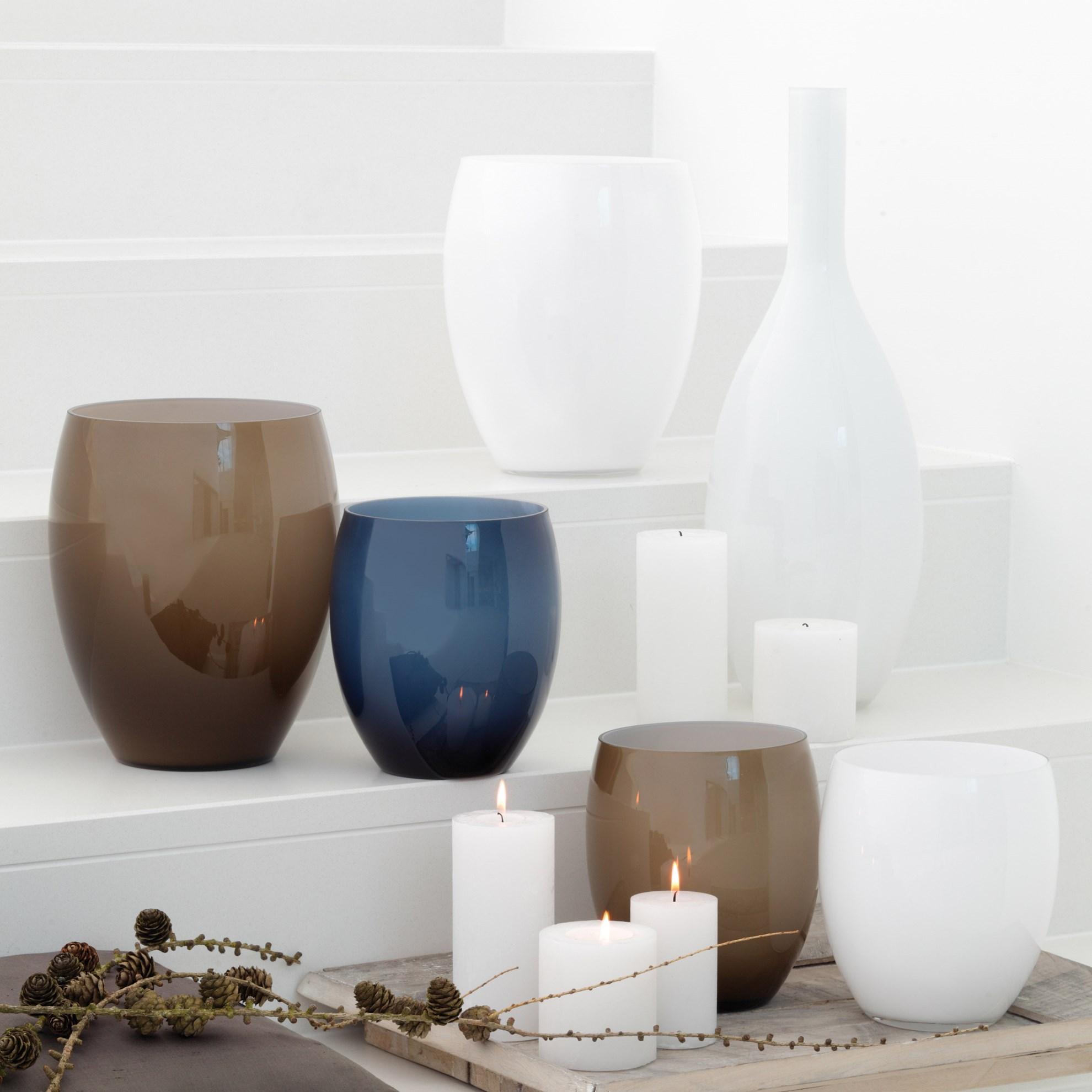 Váza BEAUTY 50 cm bílá_0