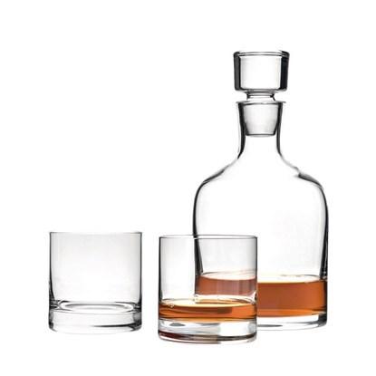 Karafa + 2 skleničky na whisky SET/3ks_0