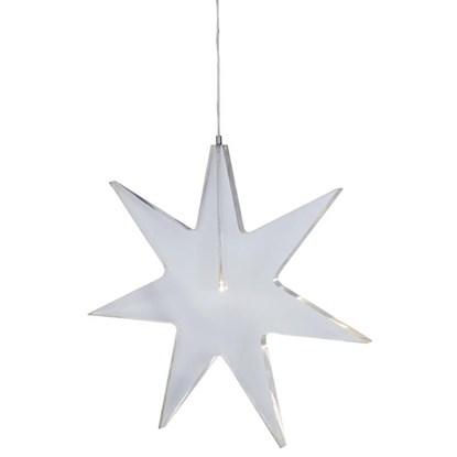 Dekorační hvězda Karla 33 cm_0