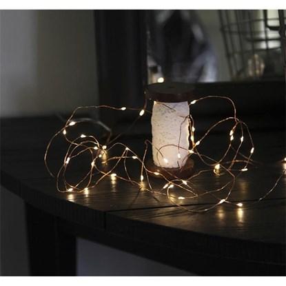 Světelný řetěz Dew Drops 40 LED světel_2