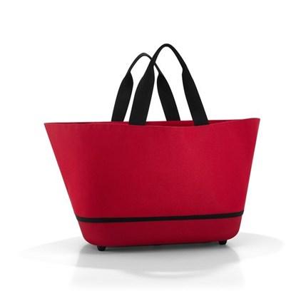 Nákupní košík SHOPPINGBASK red_0