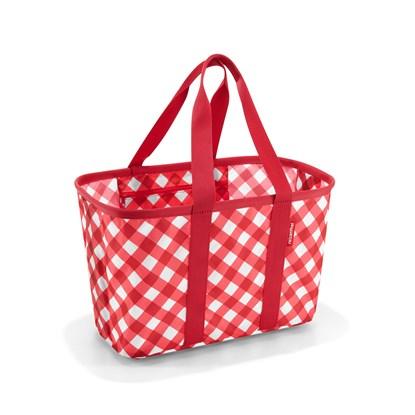 Skládací košík M.M.BASKET square red_5