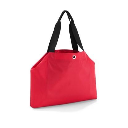 Chytrá skládací taška CHANGEBAG red_1