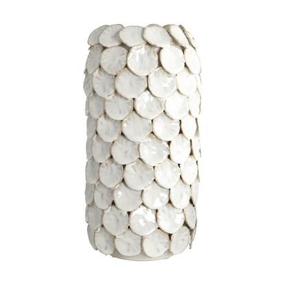 Váza DOT bílá 30cm (Ch0501)_2
