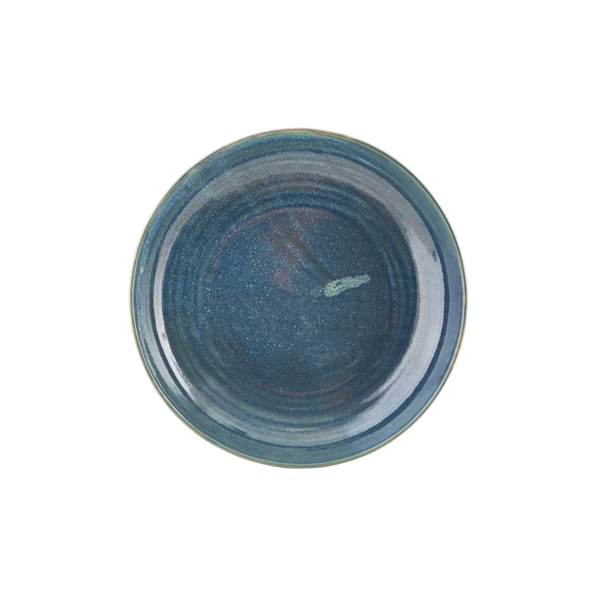 Talíř NORD modrý 26,5cm_0