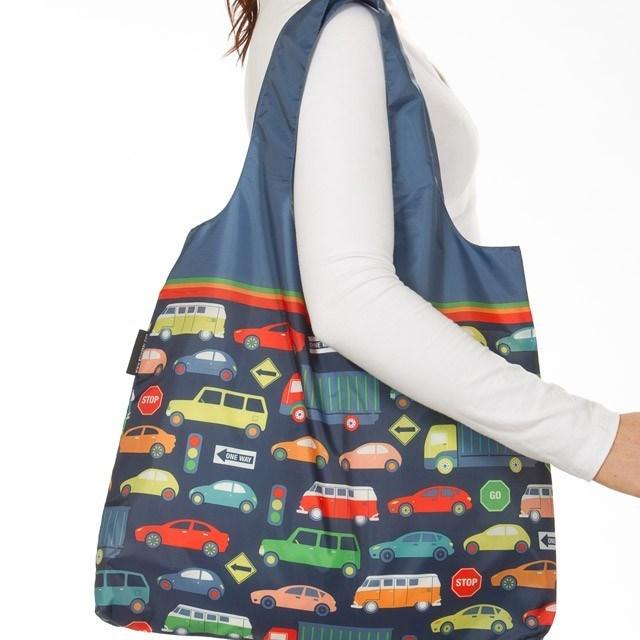 Nákupní taška Envirosax Cars_1