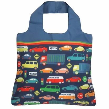 Nákupní taška Envirosax Cars_4