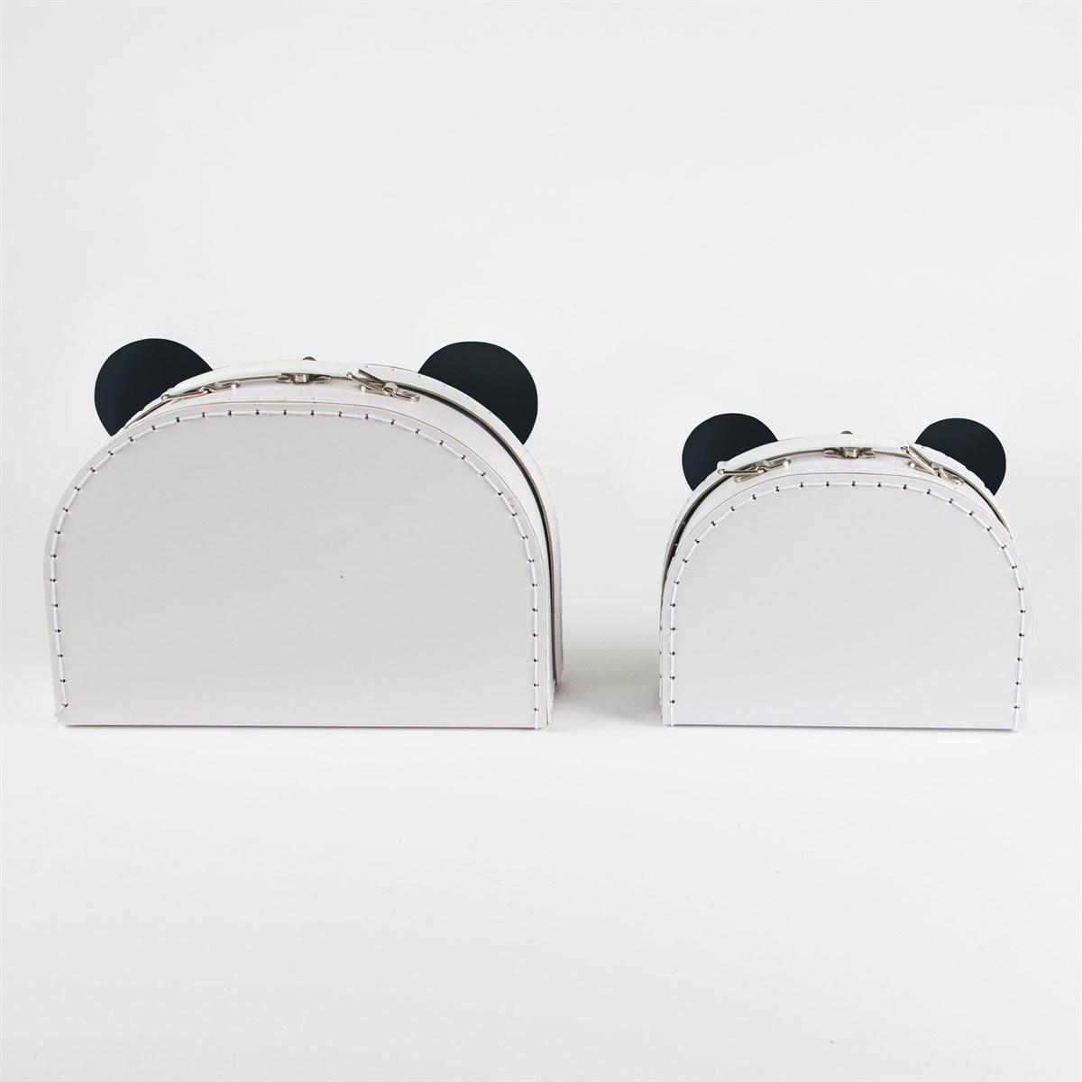 Kufříky AIKO PANDA SET/2ks_1