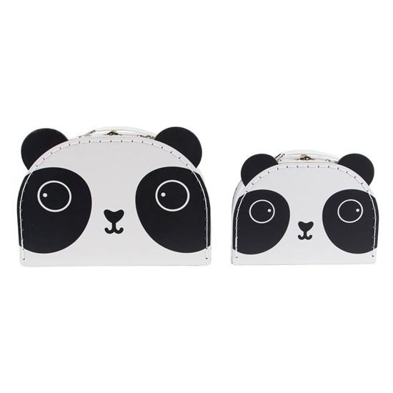 Kufříky AIKO PANDA SET/2ks_3
