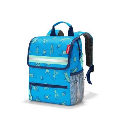 Dětký batoh backpack kids cactus blue_0