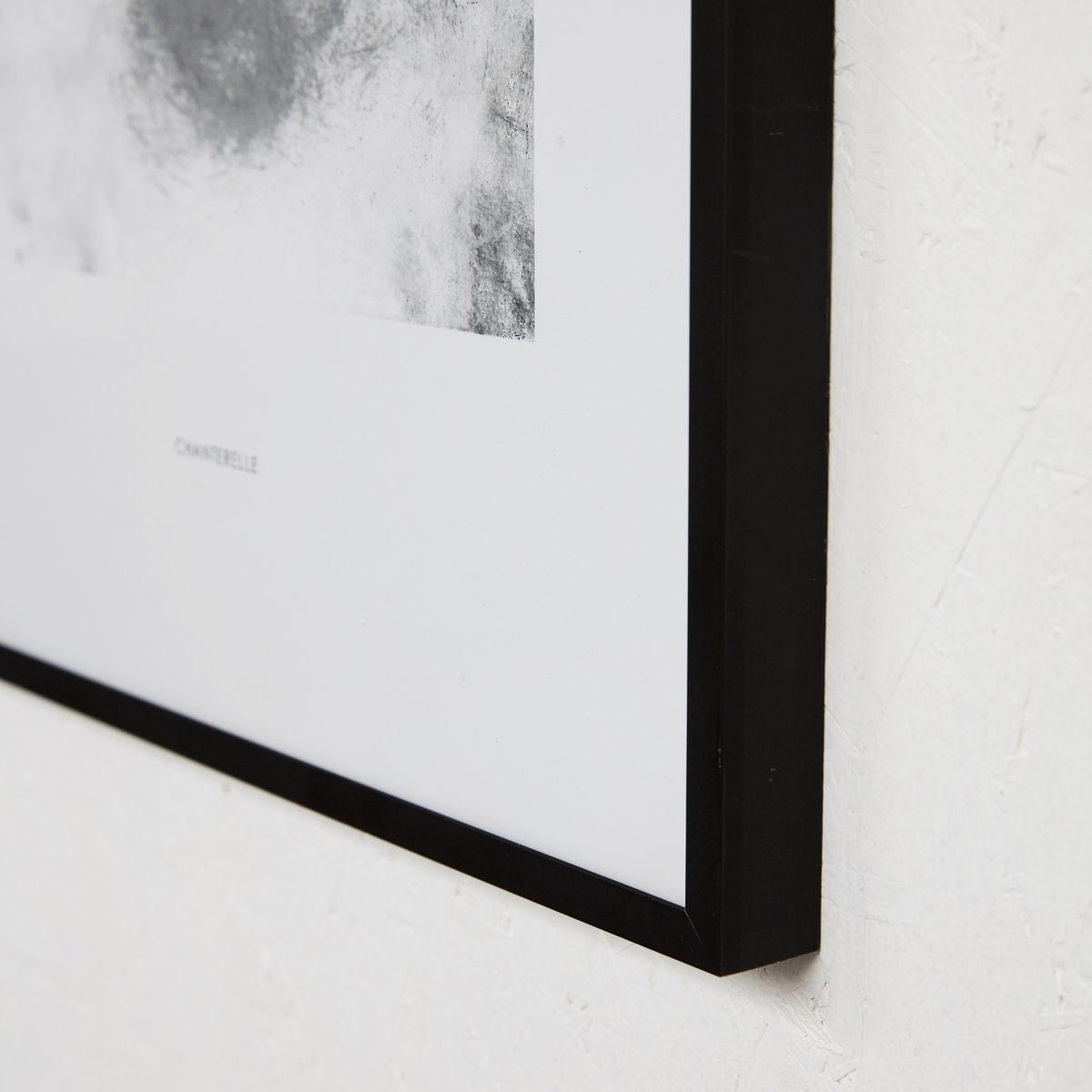 Dekorace na zeď CHANTERELLE černá_1