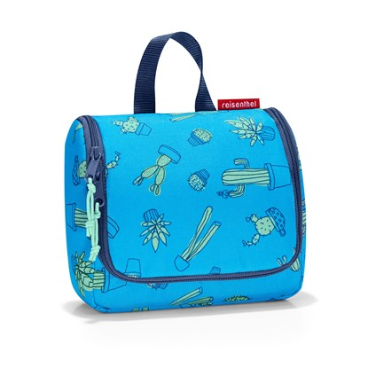 Kosmetická taška toiletbag S kids cactus_2