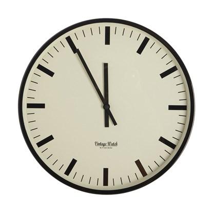 Nástěnné hodiny STATION 38cm_0
