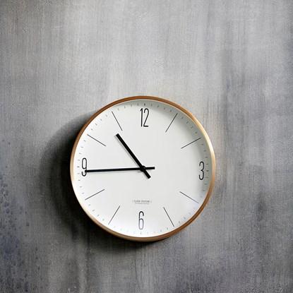 Nástěnné hodiny CLOCK COUTURE 30cm (Lt0200)_2