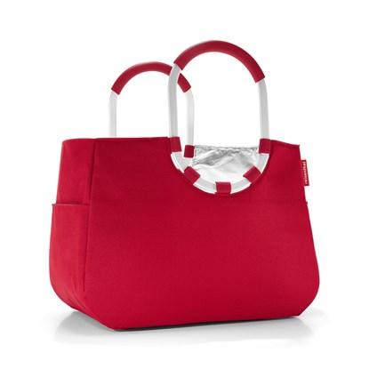 Nákupní taška LOOPSHOPPER L red_4