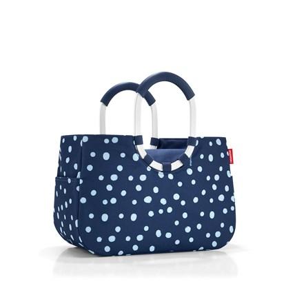 Nákupní taška LOOPSHOPPER M spots navy_0