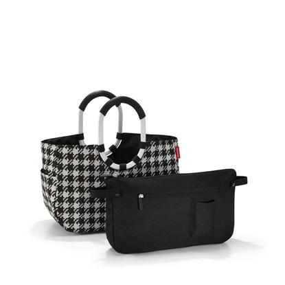 Nákupní taška LOOPSHOPPER M fifties blac_5