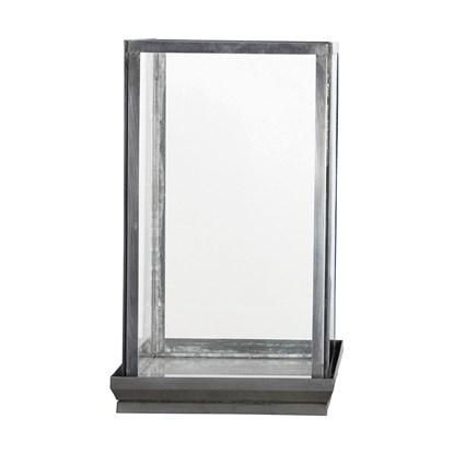 Skleněná vitrínka 33cm_1