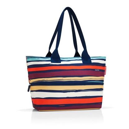 Nákupní taška SHOPPER e1 artist stripes_1