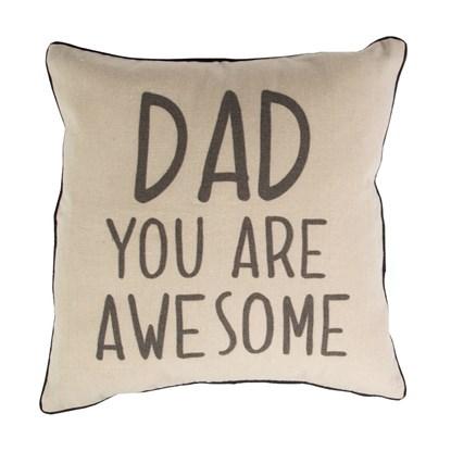 Povlak na polštář vč. výplně DAD YOU ARE_1