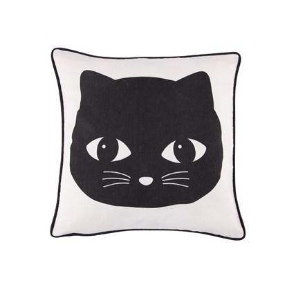 Povlak na polštář vč. výplně BLACK CAT_0