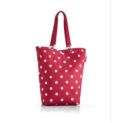 Nákupní taška CITYSHOPPER ruby dots_3