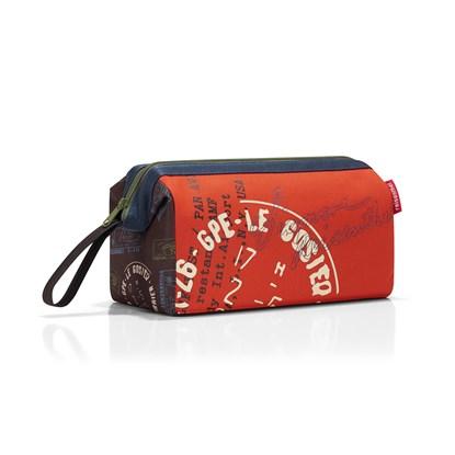 Toaletní taška TRAVELC. SE stamps_2
