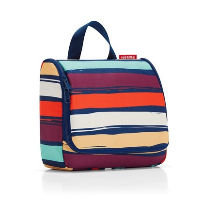 Toaletní taška TOILETBAG artist stripes_1