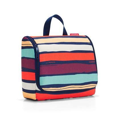 Toaletní taška TOILETBAG XL art. stripes_2