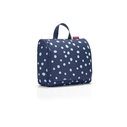 Toaletní taška TOILETBAG XL spots navy_1