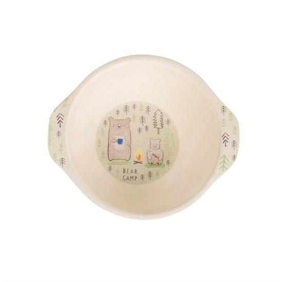 Miska pro děti BEAR CAMP 13cm_2
