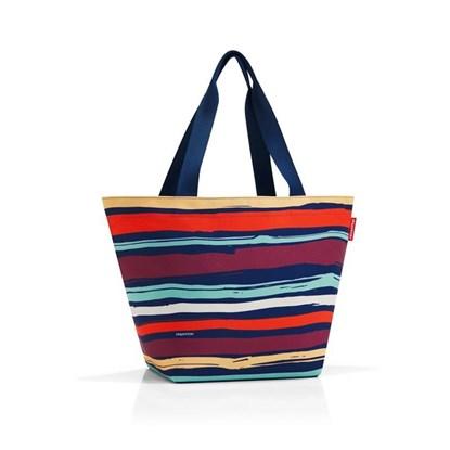 Nákupní taška SHOPPER M artist stripes_0