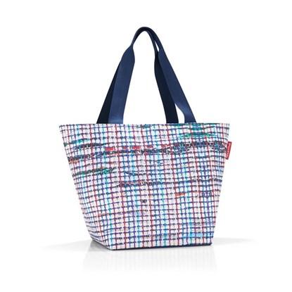 Nákupní taška SHOPPER M structure_1