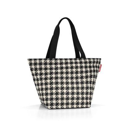 Nákupní taška SHOPPER M fifties black_2