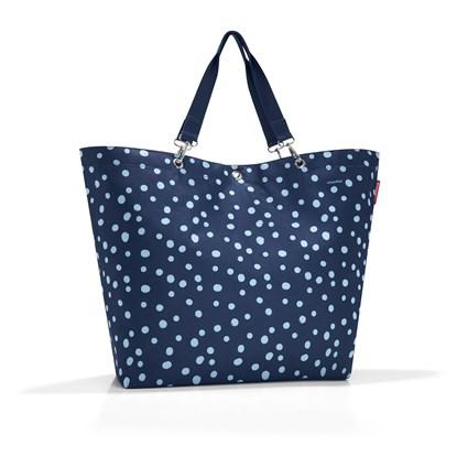Nákupní taška SHOPPER XL spots navy_2
