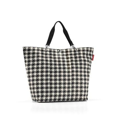 Nákupní taška SHOPPER XL fifties black_3