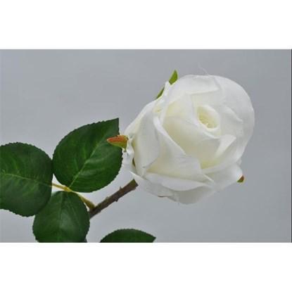 Růže bílá 48 cm_0