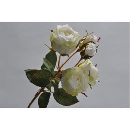 Růže bílá 46 cm_0