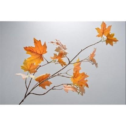 Větvička se žlutými javorovými listy 82_0