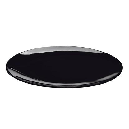 Mělký talíř COLOUR IT černý_0