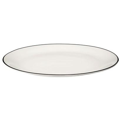 Talíř mělký Á TABLE NOIRE 26,5 cm_1