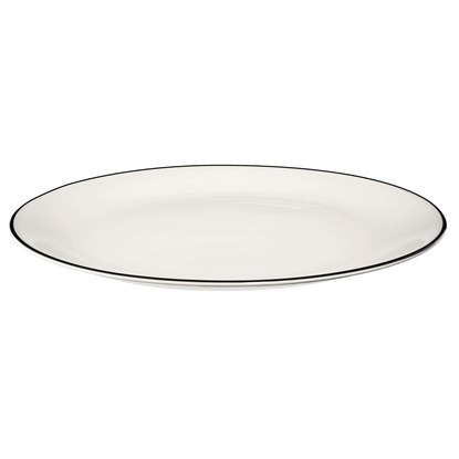 Talíř mělký Á TABLE NOIRE 30 cm_1