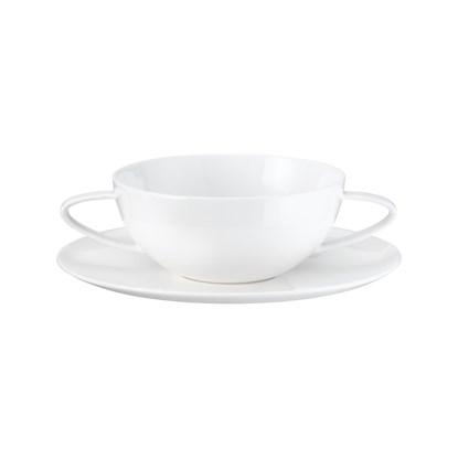 Šálek na polévku s podtáckem 0.3l_0